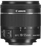 Canon Ef-s 18-55MM F 4-5.6 Is Stm Lens