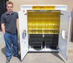 Surehatch SH1700 Automatic Digital Egg Incubator & Hatcher