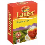 Laager Rooibos Tagless Teabags 80's Box