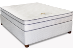 Cloud Nine Superior Comfort King Bed Set Extra Length
