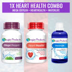 Oxygen Products 1X HeartHealth Combo