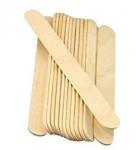 Small Wooden Spatulas Box of 100