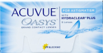 Acuvue 6 Pack Oasys for Astigmatism with Hydraclear Plus