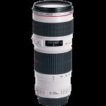 Canon Ef 70-200MM F 4 L Usm Lens
