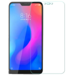 Tempered Glass Protector For Xiaomi Mi 8 - Black