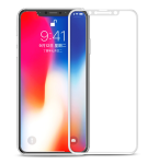IPaky Screen Protector Glass With Frame 9H Tempered Glass For Iphone X XS Xr XS Max