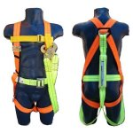 Single Lanyard Safety Harness Full Body