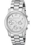 Michael Kors MK5076 Women's Runway Silver-Tone Watch