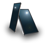 2.7 Flat Plate Solar Collector High Performance