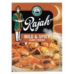 Rajah Boxed Curry Powder Mild & Spicy 200g