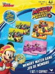 Mickey Mouse Animated Memory Match Game