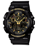 Casio G-Shock GA-100CF 1A9DR Rugged Watch