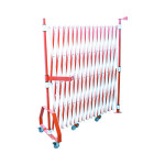 Xpanding Barrier 1200MM - 3000MM W X 1200MM H