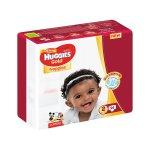 Huggies Gold Disposable Nappies Size 2 94'S