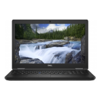 """Dell Latitude 5590 I5 8250U 15.6"""" Fhd 1920 X 1080 8GB 256GB SSD 4G LTE Win 10 Pro"""