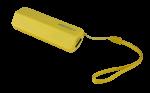 WHIZZY 2600 mAh Powerbank in Yellow
