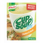 KNORR Instant Cup-a-soup Lite Chicken 4's