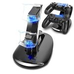 Dual Charging Dock For PS4 Sony Playstation Shock 4 Wireless Controller
