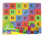 Smart Play Eva 3D Alphabet Blocks - Afrikaans