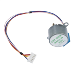 Dc 5v 4-phase Stepper Motor