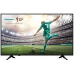 "Hisense LEDN50A6100UW 50"" UHD Smart LED TV"