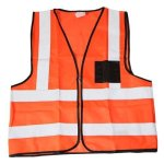 Pinnacle Welding & Safety Reflective Safety Vest - Lime Reflective-safety-vest-orange-medium
