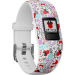 Garmin Vivofit Jr. 2 Kids Activity Tracker Disney Minnie Mouse Adjustable