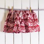 The Ugly Duckling Indian Summer Shorts