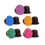 Variety Pack 50 Nespresso Compatible Coffee Capsules
