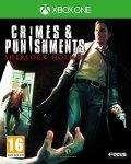 Sherlock Holmes Crimes & Punishments Xbox One