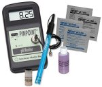 American Marine Inc. Pinpoint Ph Meter Kit Lab Grade Portable Bench Meter Kit For Easy & Precise Digital Ph Measurement
