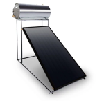 250 Litre Direct Flat Plate Thermosiphon Solar Geyser Kit