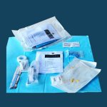 Umbilical Critipack Vein Cannulation Pack
