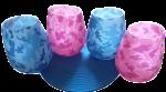 Gift Hamper: 4X Wine Glasses 2X Reusable Wine Caps 1X Sling Carrier