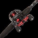 "Abu Garcia Black Max Combo - 7""MH 2PC"