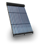 Evacuated Solar Tubes 15 Tube Collectors