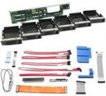 Intel SR2400 2U Hotswap Sata Backplane. Sata Backplane Flex Cable Cable Drive Carriers. Compatible With: Server Chassis SR2400 R
