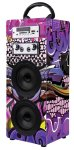 Volkano VK-3009-PRGN Carnival Bluetooth Karaoke Speaker-multicolour