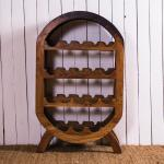 The Ugly Duckling SA Old Colour Wine Rack