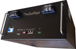 TheSunPays 4.8KWH Lithium Ion Battery Pack