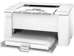 Hp G3Q34A Laserjet Pro M102A Mono Printer - LED Display 600MHZ Processor 128MB RAM 1200X1200DPI 22PPM 150S Input Tray 100SHEETS