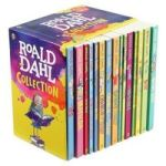 Roald Dahl 15 Book Collection - New Edition