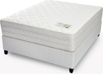 REST ASSURED Weightmaster Queen 152cm Bed Extra Length