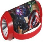 Disney Marvel Flash Light Bluetooth Speaker - Avengers-boys
