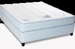 Cloud Nine Posture Foam Classic King Extra Length Bed Set
