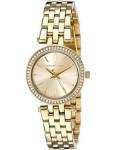 Michael Kors MK3295 Women's Darci Gold-Tone Watch
