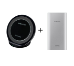 Samsung Power Kit 10000 Mah Includes Wireless Charger With Power Bank