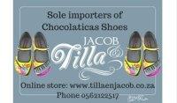 Chocolaticas -Tilla & Jacob Shoes
