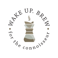 WAKE UP. BREW