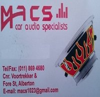 MACS CAR AUDIO